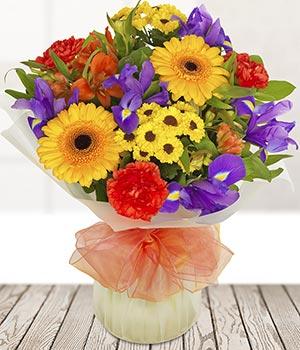 Brilliant Birthday Flowers