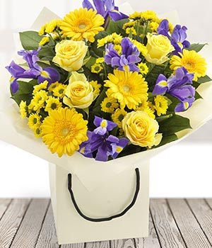 E florist (flowers)