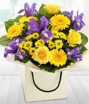 Bold and Beautiful - Same Day Flowers - eFlorist.co.uk