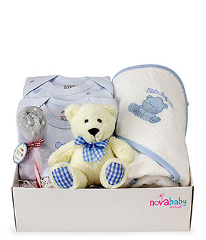 Baby Boy Medium Gift Box