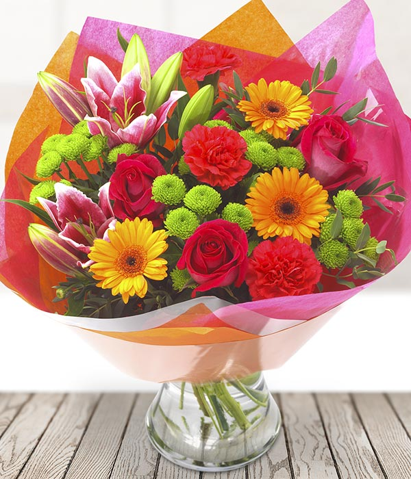 Dazzling Flowers Delivered - Great Value From £8.99