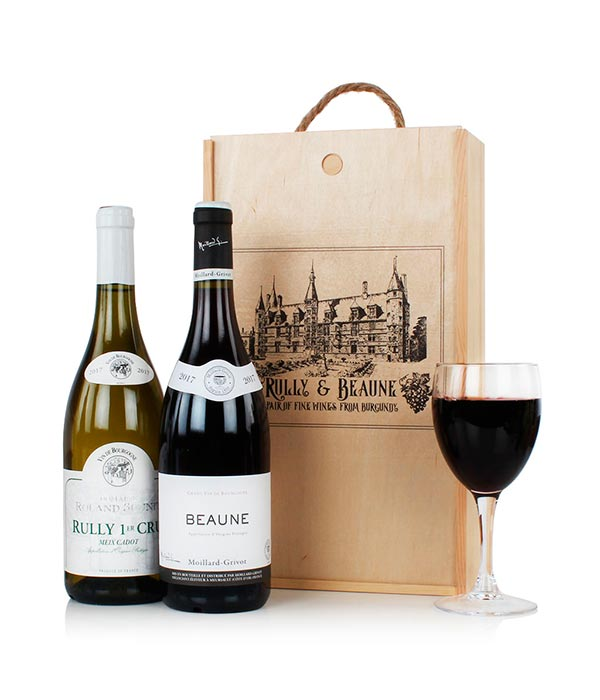 Rully & Beaune Burgundy Duo