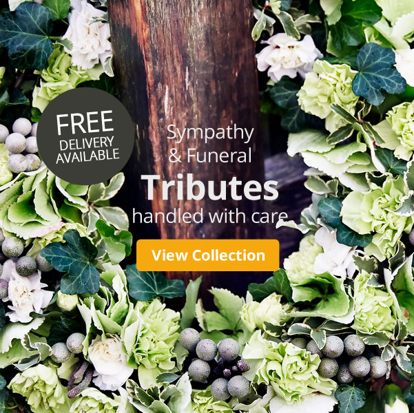 Flowers For Funerals - Free Delivery
