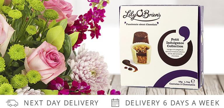 Exclusive - Free Chocolates