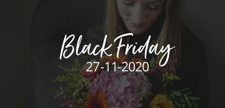 Black Friday Flowers