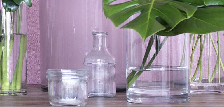Choosing a vase