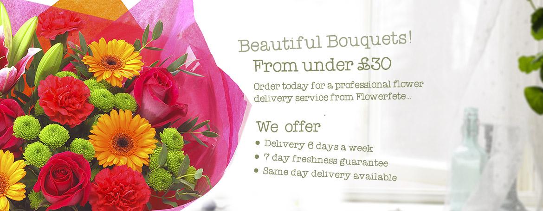 Flowers Under £30
